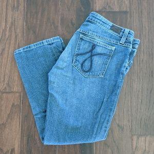 Juicy Couture Capri crop jeans size 27